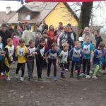 Zahájení Běžeckého poháru mládeže Olomouckého kraje