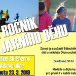 9. ročník Jarního běhu - Přerov