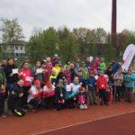 Atletika pro celou rodinu v Rýmařově