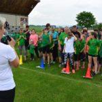 Akce Atletika pro celou rodinu v Nové Hradečné