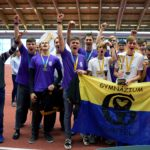 Gymnázium Šumperk získalo medaile na Středoškolském atletickém poháru