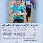 Běh Šternberským parkem 3. 10. 2020