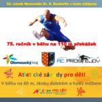 Velká cena města Prostějova a atletické závody pro děti